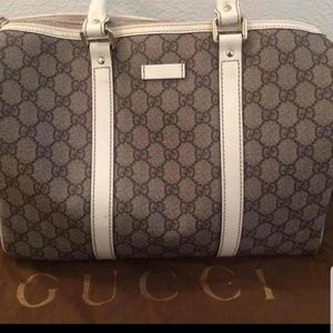 Gucci Boston Handbag